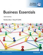 Business Essentials (tenth edition)