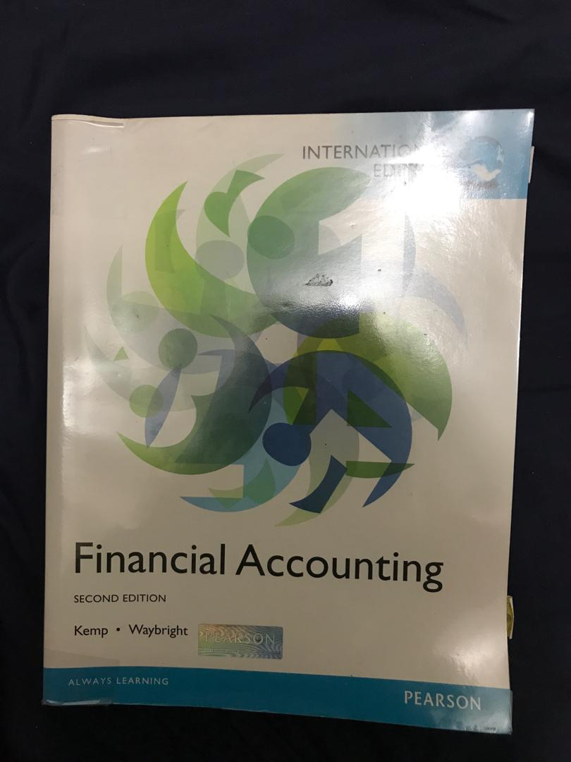 Financial Accounting (Second edition)